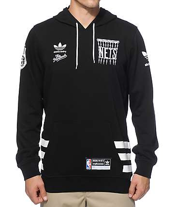 NBA adidas x The Hundreds Nets Hoodie