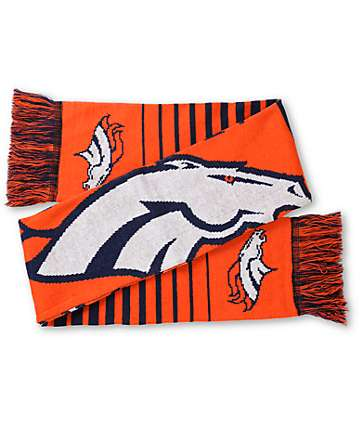 NFL Forever Collectibles Broncos Big Logo Scarf