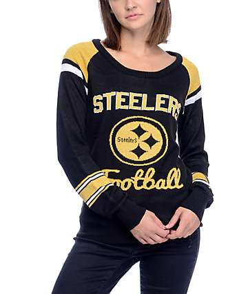 NFL Forever Collectibles Pittsburgh Steelers Sweater