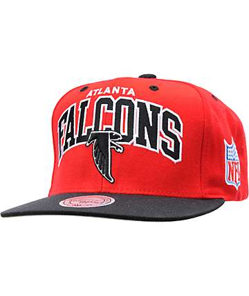 NFL Mitchell and Ness Atlanta Falcons Snapback Hat