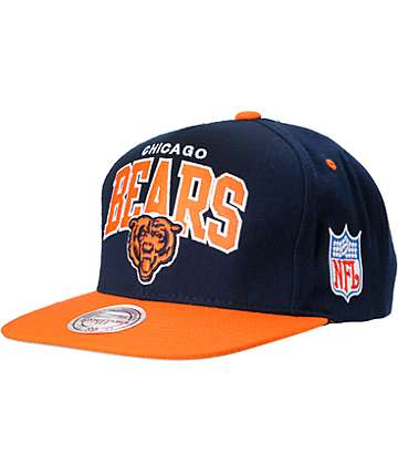 NFL Mitchell and Ness Chicago Bears Snapback Hat