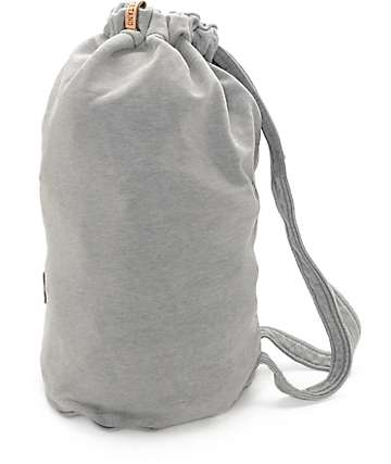 Naketano 2 Kilo Habibi Dark Ash Melange Bag
