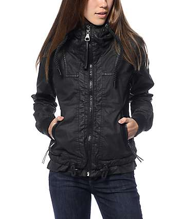 Naketano Actionmietze Black Jacket