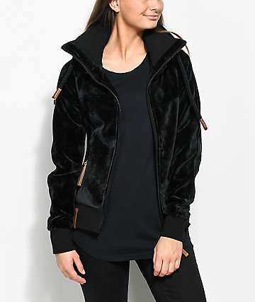 Naketano Bottrops Belesch Black Jacket