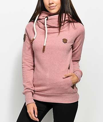 Naketano Darth X Foggy Rose Hoodie