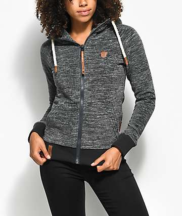 Naketano Gigi Meroni Anthracite Tech Fleece