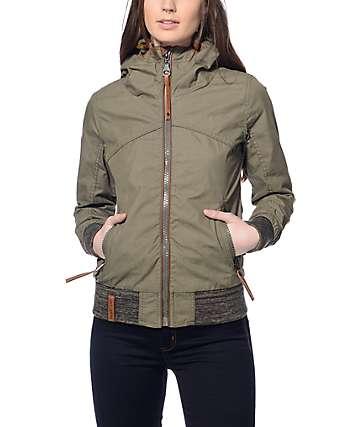 Naketano Pallaverolle Olive Jacket