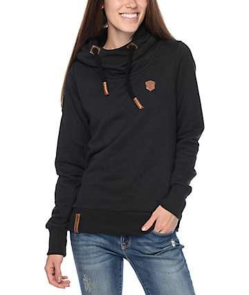 Naketano Schmierlappen VII Black Hoodie