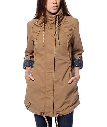 Naketano Tanaka Caramel Desert Jacket
