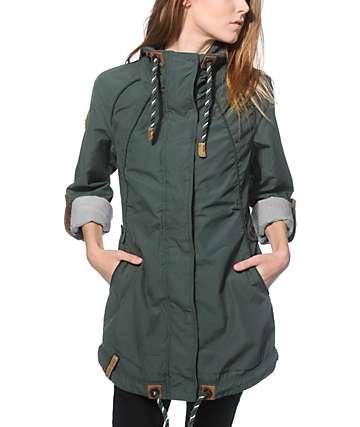 Naketano Tanaka IV Dark Green Jacket