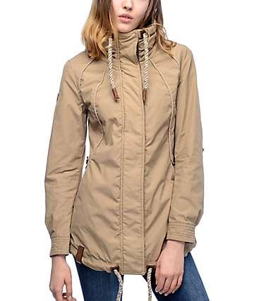 Naketano Tanaka VI chaqueta marrón