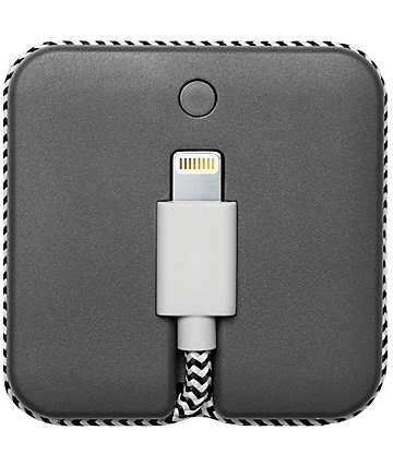 Native Union Jump Lightning Zebra Charging Cable