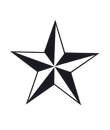 Nautical Star Die-Cut