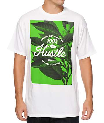 Neff 100 Hustle T-Shirt