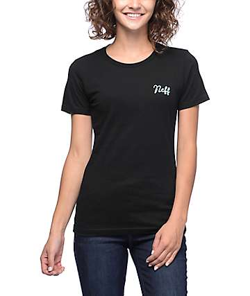Neff Alice Black T-Shirt