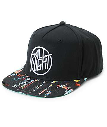 Neff All Night Snapback Hat