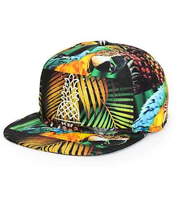 Neff Amigos Decon Snapback Hat