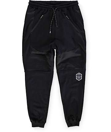 Neff Battle Swetz Black Jogger Pants