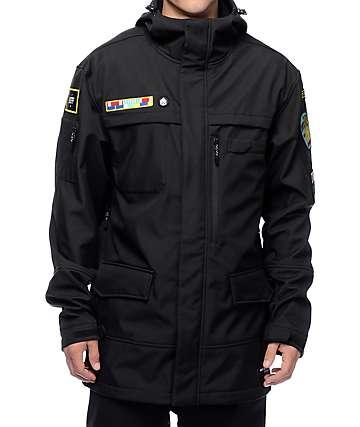 Neff Black Ops chaqueta blanda