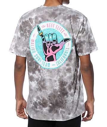 Neff Blair Acid Wash T-Shirt