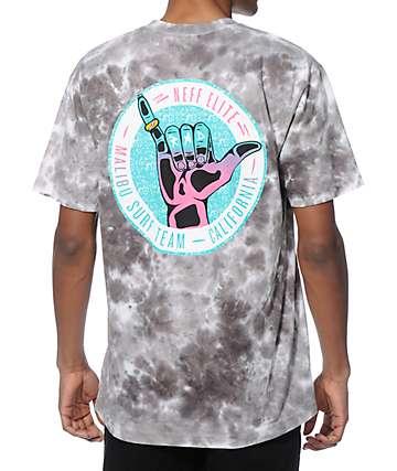 Neff Blair Acid Wash T-Shirt