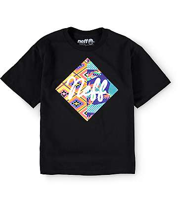 Neff Boys Crazy Commando T-Shirt
