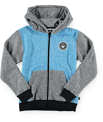 Neff Boys Daily Zip Up Hoodie