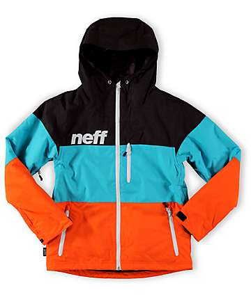 Neff Boys Trifecta 10k Snowboard Jacket