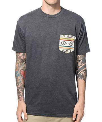 Neff Camp Pocket T-Shirt