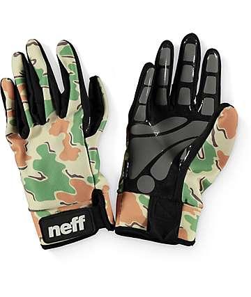 Neff Chameleon Camo Gloves