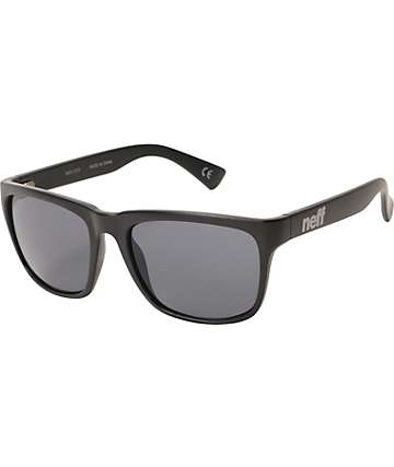 Neff Chip Matte Black Sunglasses