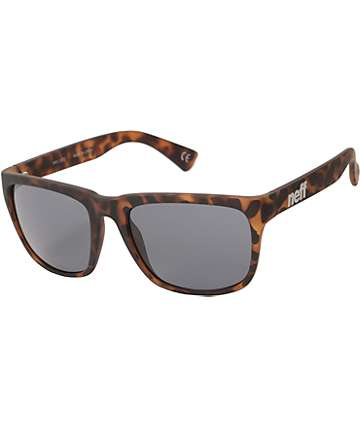 Neff Chip Tortoise Sunglasses