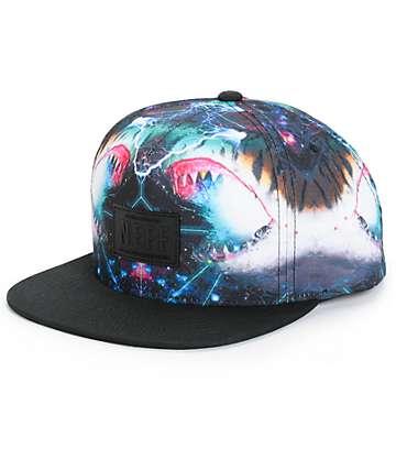 Neff Climber Sharky Snapback Hat