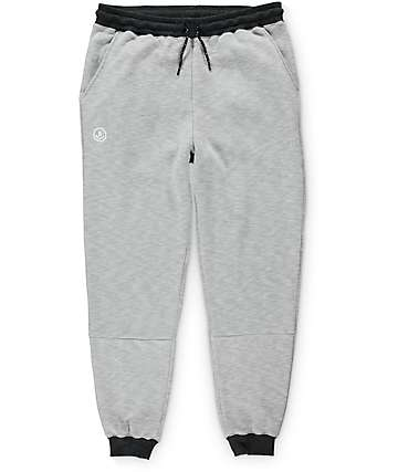 Neff Comfort Swetz Heather Grey Sweatpants