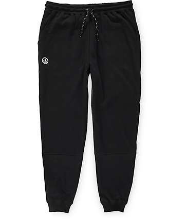 Neff Common Swetz Black Sweatpants