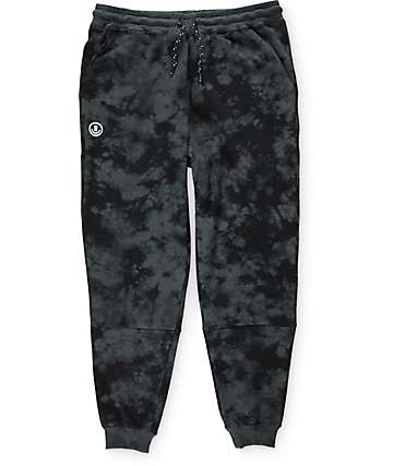Neff Crystal Swetz Black Sweatpants