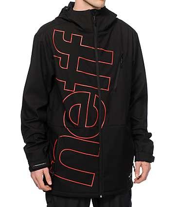 Neff Daily 10K Softshell Snowboard Jacket