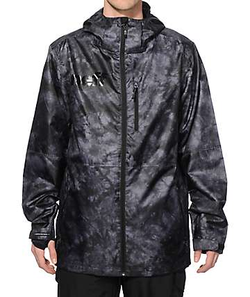Neff Daily 2 Black 10K Snowboard Jacket