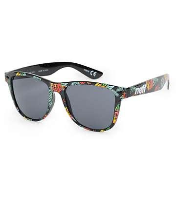 Neff Daily Astro Floral Sunglasses