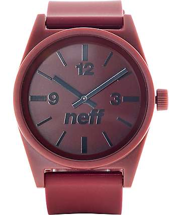 Neff Daily Basic Rust Watch