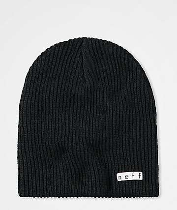 Neff Daily Black Beanie