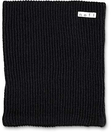 Neff Daily Black Neck Gaiter