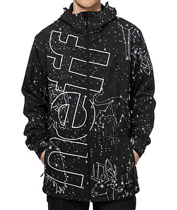 Neff Daily Constellation 10K Softshell Snowboard Jacket