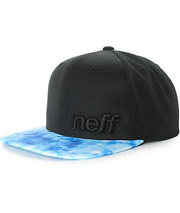Neff Daily Haze Acid Wash Snapback Hat