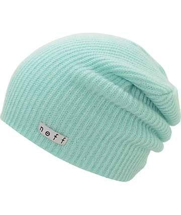 Neff Daily Mint Slouch Beanie
