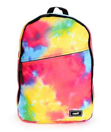 Neff Daily Tie Dye Backpack