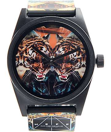 Neff Daily Wild Battlekat Watch