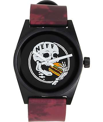 Neff Daily Wild Burger Boys Watch