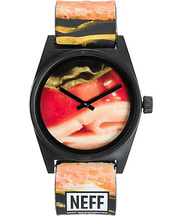 Neff Daily Wild Club Analog Watch