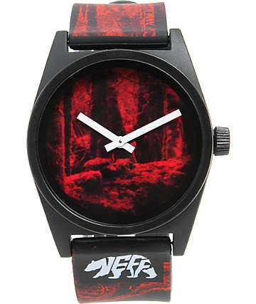Neff Daily Wild Forgotten Analog Watch